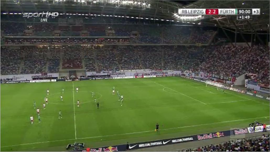 Rb Leipzig Holt Punkt Gegen Starke Fürther Hfm Tvdeheimspiel