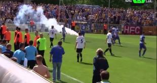 Hertha BSC II vs. 1. FC Lok Leipzig, Regionalliga Nordost, 24.05.2014