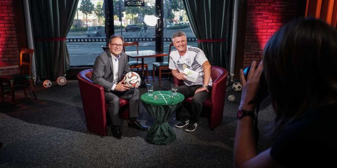 Livesendung – mit Hermann Winkler – Präsident des sächsischen Fußballverbandes im 1. Sommergespräch 2018