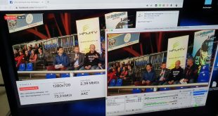 Sport Punkt Folge 71. - live u.a. mit den Icefighters, aus dem Kohlrabizirkus in Leipzig.