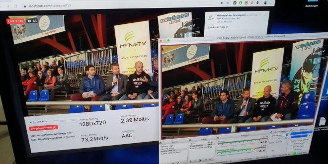 Sport Punkt Folge 71. – live u.a. mit den Icefighters, aus dem Kohlrabizirkus in Leipzig.