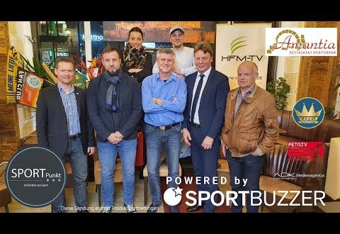SportPunkt Folge 86 – live und hochkarätig besetzt zur CORONA Krise und die Auswirkungen im Sport