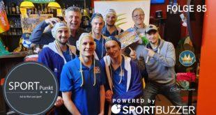 SportPunkt - Folge 85 - Live mit den Leipziger Wasserballern der HSG TH Leipzig.
